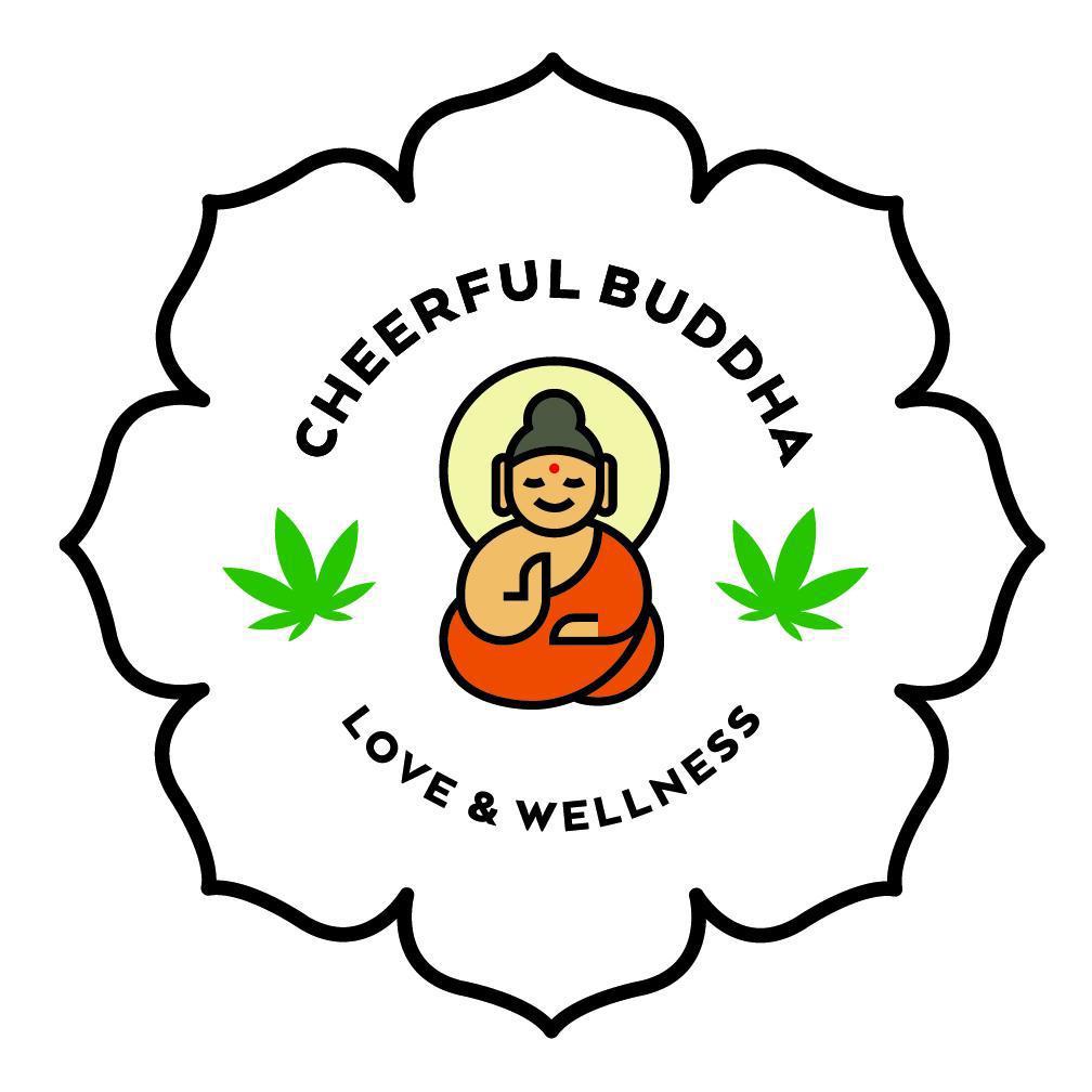 Cheerful Buddha