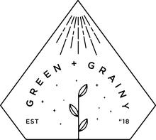 Green + Grainy