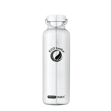 ECOtanka thermoTANKA 800ml stainless steel double wall vacuum water bottle in with steel screw lid