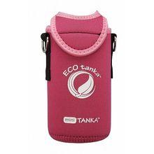 ECOtanka miniTANKA 600ml Kooler Cover in Pink