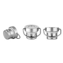ECOtanka stainless steel screw lid