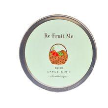 Dried Apple-Kiwi Tin 50g