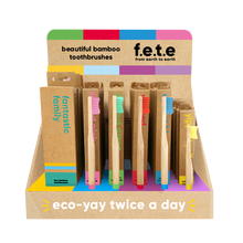 f.e.t.e | Counter Display Unit Refill Pack