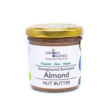 Lifeforce Organic Activated Organic Almonds