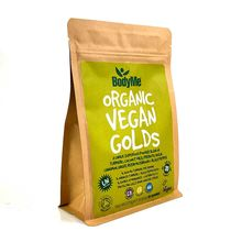 BodyMe Organic Vegan Golds Powder Superfood Blend - 270g (30 Servings)