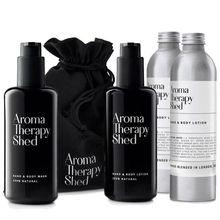 Blend 42 wash & lotion gift set