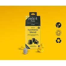 Rokit Pods Organic Turmeric Blend Nespresso Compatible Pods 10pk