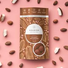 Nourish - Organic Coconut Cacao Macaroons - Lifestyle